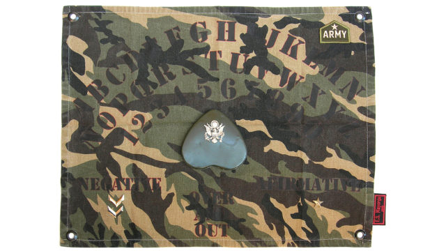 Army Talking Board-Set (Welcome to Iraq)